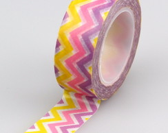 Washi Tape Chevron - 10m