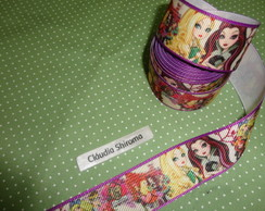 Fita de gorgorão Ever After High