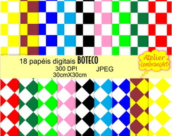 Papel Digital Boteco