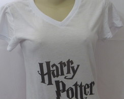 Camiseta Baby Look Harry Potter