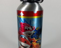 Squeeze Super Wings