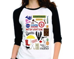 Camiseta How I Met Your Mother HIMYM