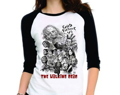 Camiseta Walking Dead God Forgive Us