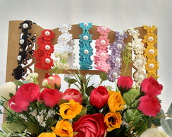 Tiara infantil Head Band - (M25)