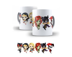 Caneca - SUPERGIRLS / DC COMICS