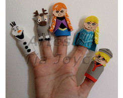 Kit de Dedoches Frozen