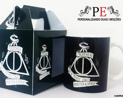 Caneca Harry Potter 0538