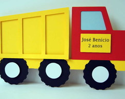 Convite Truck - Linha Toy