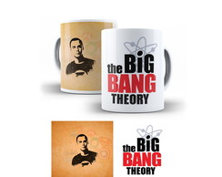 CANECAS - THE BIG BANG THEORY