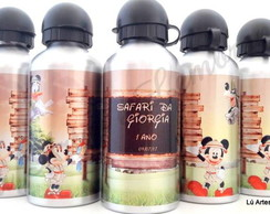 Squeeze Mickey e Minnie Safari