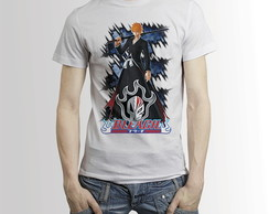 Camisa Anime Camiseta Bleach - A4
