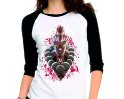 Camiseta Akuma Gouki Street Fighter Ragl
