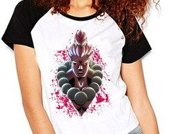 Camiseta Akuma Gouki Street Fighter