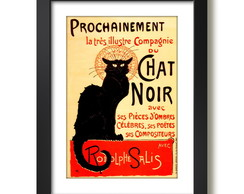 quadro Tournee du Chat Noir Avec decor