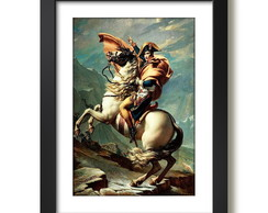 Quadro Napoleao Bonaparte Decor Paspatur
