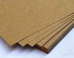 Papel Kraft 110g 120g Scrap 100 Folhas 30x30 cm p/ scrapbook