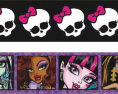 Pulseira Monster High
