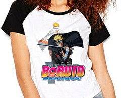 Camiseta Boruto Anime Naruto Next