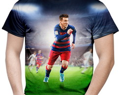 Camiseta Masculina Messi MD02
