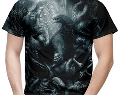 Camiseta Masculina Alien Md02