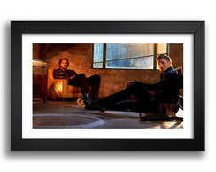 Quadro Supernatural Serie 67x47cm Tv G9
