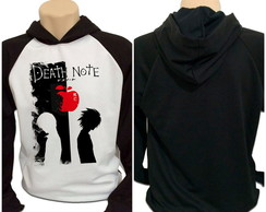 Moletom Anime Death Note V02
