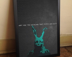 Quadro Donnie Darko A3 [Exclusivo]