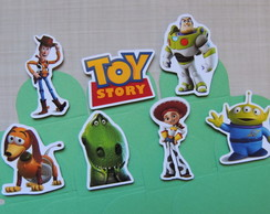 cod 5207 - 100 Forminhas Toy Story