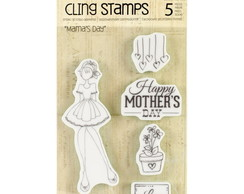Carimbo Julie Nutting Cling Stamps