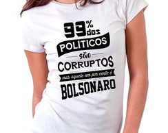 Camisa Bolsonaro Exclusiva