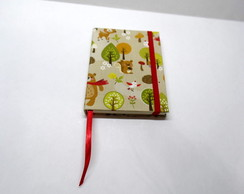 Sketchbook Floresta Encantada