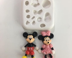 Molde Kit Mickey/Minnie G 887