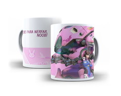 Caneca D.Va Overwatch 325ml