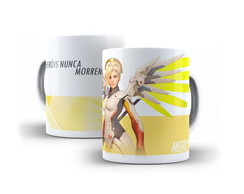 Caneca Mercy Overwatch 325ml