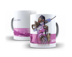 Caneca Widowmaker Overwatch 325ml