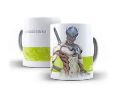 Caneca Genji Overwatch 325ml
