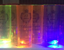 Copo long drink Led personalizado