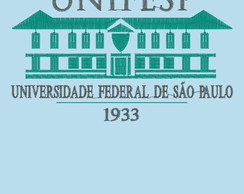 Matriz de bordado universidade