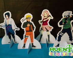 Display de Mesa Naruto Shippuden