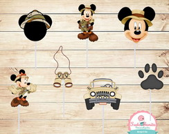 Topper Mickey Safari