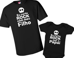 Kit - Rock com o Papai