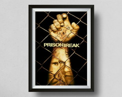 Pôster de Prison Break - A5 / #0022