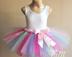 Saia Tutu CANDY COLOR