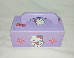 Apagador de profª Hello Kitty