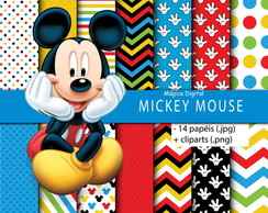 Kit Digital - Mickey Mouse