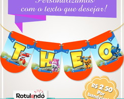 Festa Super Wings