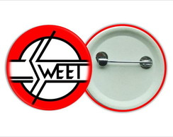 Botton 3,5 - Buton The Sweet Rock 70