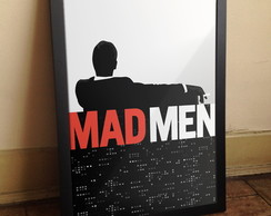 Quadro Mad Men