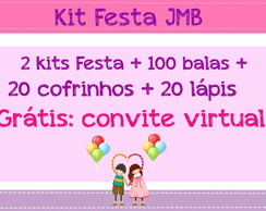 Kit Festa Mickey Minnie