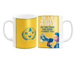 Caneca - Dear White People
